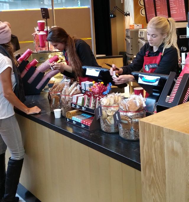 Starbucks Stureplan
