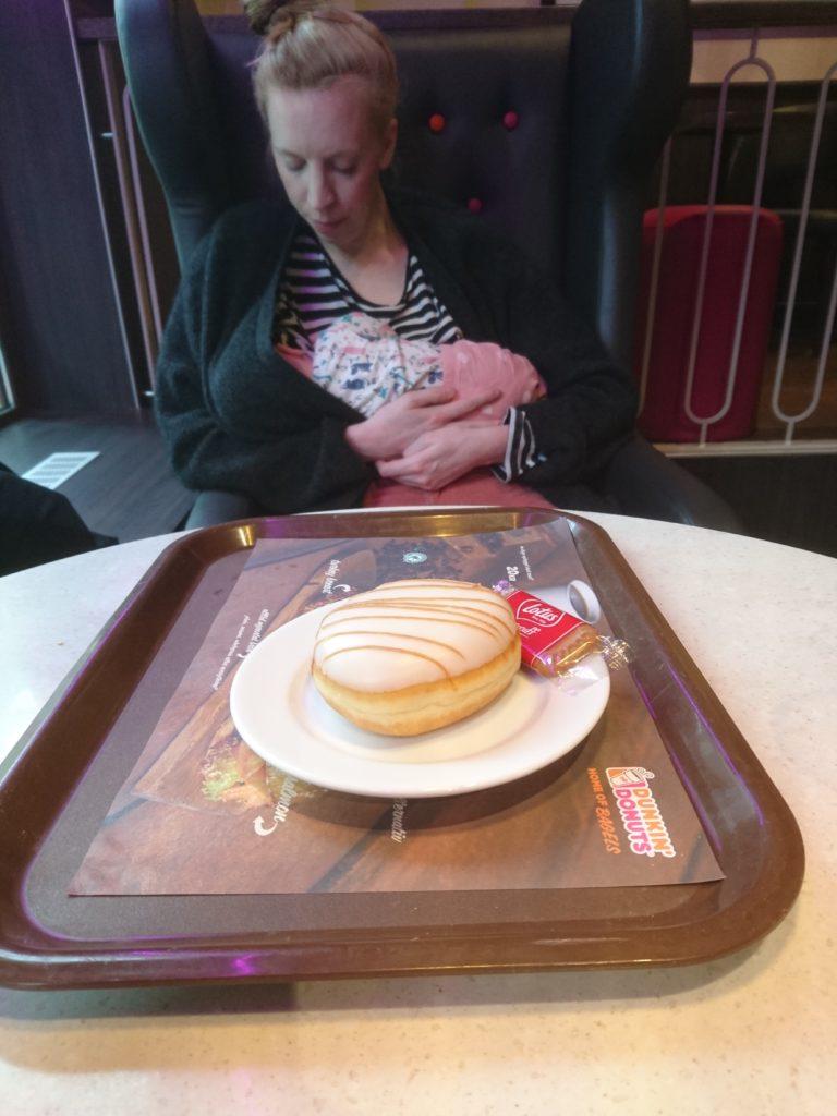 Lotus Biscoff på Dunkin' Donuts