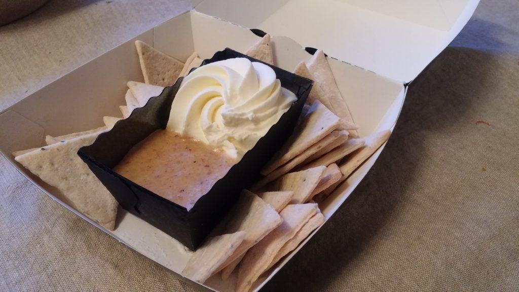 Nachosemla från Mr Cake
